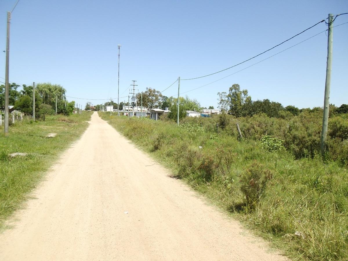 ruta 1 vieja km.28 a 1  cuadra tipo chacra 6.000 m2 -