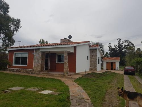 ruta 8 zonamerica   3300 metros con buena casa