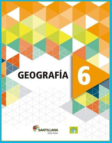 saber hacer 4 - geografía, historia, ciudadanía, santillana