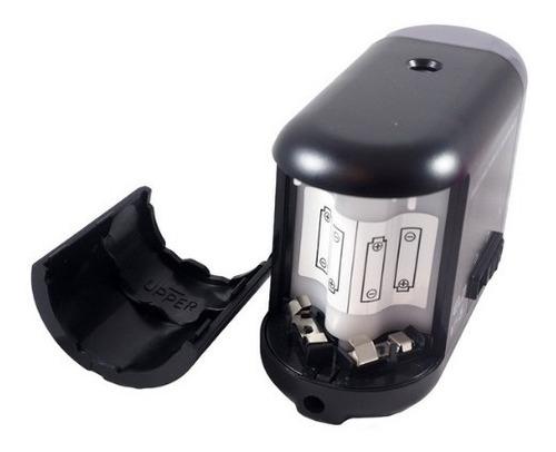 sacapuntas eléctrico (pilas, usb, adaptador)