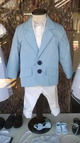 saco blazer traje, bautismo bebe, nene varon. cortejo