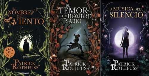 Saga Cronica Del Asesino De Reyes