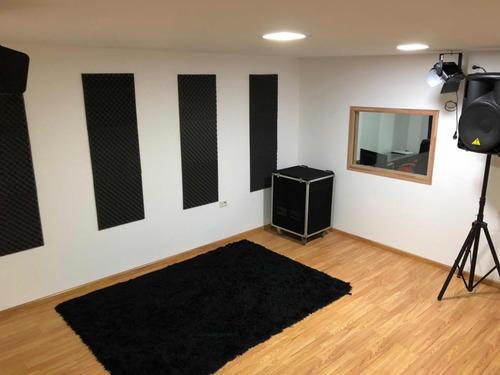 sala de ensayo, grabación y producción