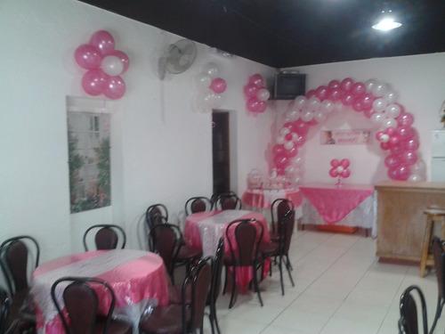 salón de fiestas   dulces travesuras