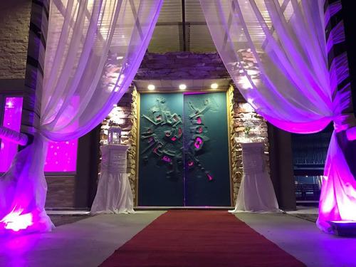 salón de fiestas la puerta azul