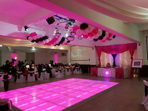 salon de fiestas .para cumples .bodas etc capacidad para 200