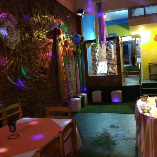 salón de fiestas plop