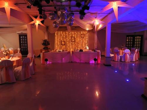 salón de fiestas  proa prado  - 15 años, bodas, eventos