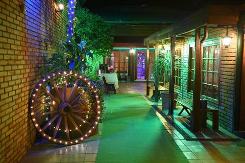 salón el portal  estilo chacra con servicio integral