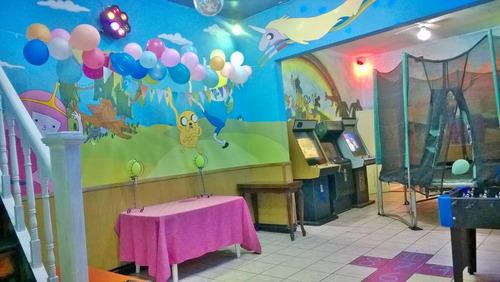salón fiestas infantiles, eventos.