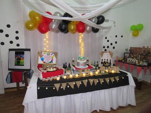 salón para fiestas infantiles y eventos en general