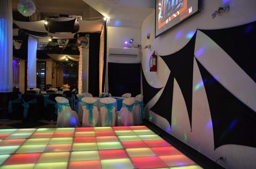 salón preciado - fiestas y eventos - servicio integral