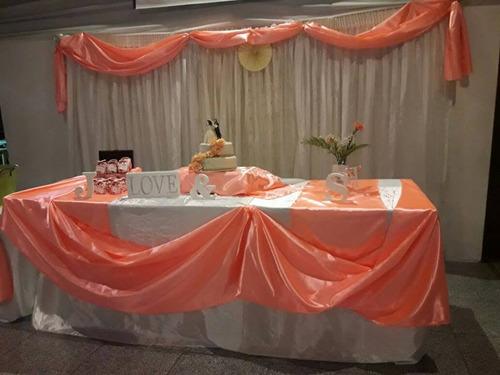 salón, rural, organización de fiestas y eventos