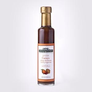 salsa a base de frutas, miel y especias - 300cc