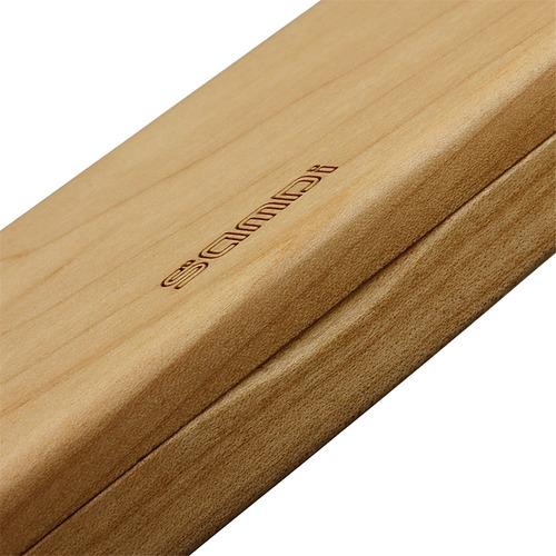 samdi abedul blanco cuadro lapiz madera para ipad