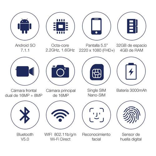samsung a8 2018 5.5' octacore 32gb 4gb gtia oficial loi #oca