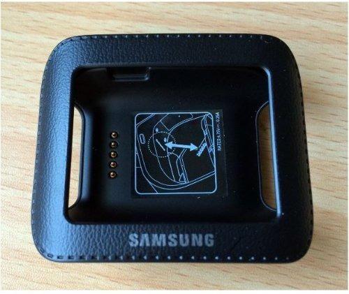 samsung charging cradle dock para galaxy gear smart watch