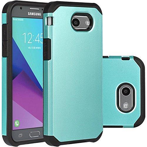 c5685d16233 Samsung Galaxy J3 Emerge Funda Azul Claro / J3 Prime / J3 20 - $ 922 ...