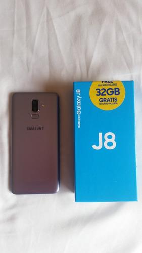 samsung galaxy j8 nuevo vendo