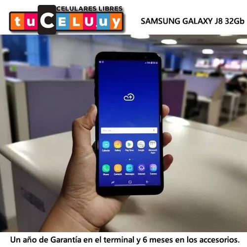 samsung galaxy j8 sm-j810 ss 32gb