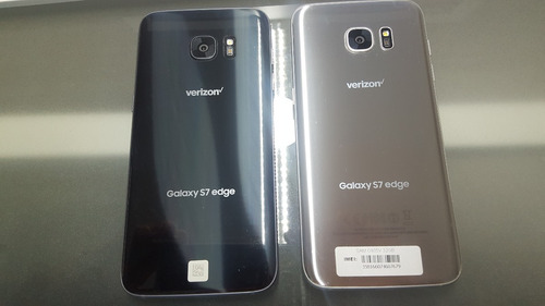 samsung galaxy s7 edge 32 gb de exhibicion + regalo