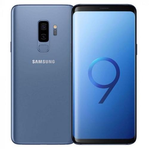 samsung galaxy s9 plus azul dual cam una sim 64gb dto ctdo