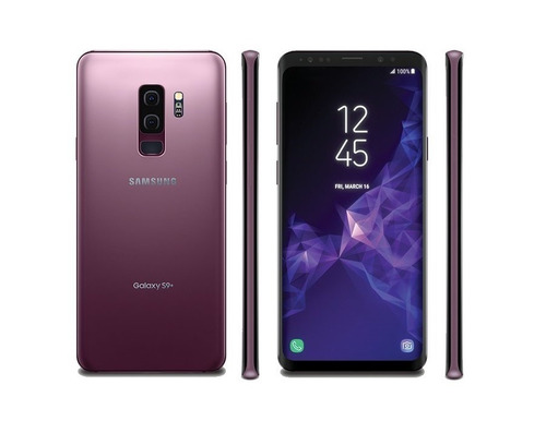 samsung galaxy s9 plus púrpura dualcam una sim 64gb dto ctdo