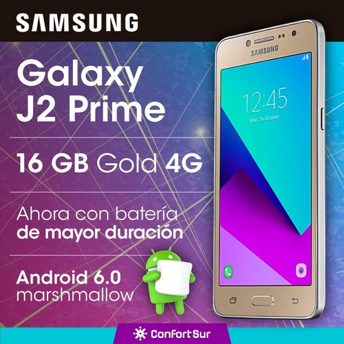 samsung j2 prime dual sim 16 gb rom - otec.