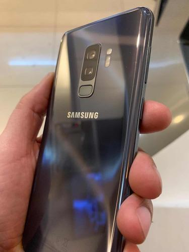 samsung s9 + plus 64gb igua a nuevo sin detalle libre