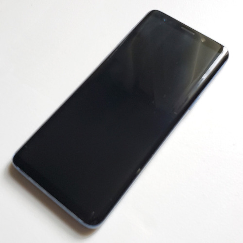 samsung s9 plus duos black 64gb g9650 snapdragon impecable!!
