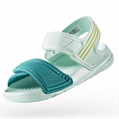 sandalia adidas akwah chancleta ojota de niño y de niña