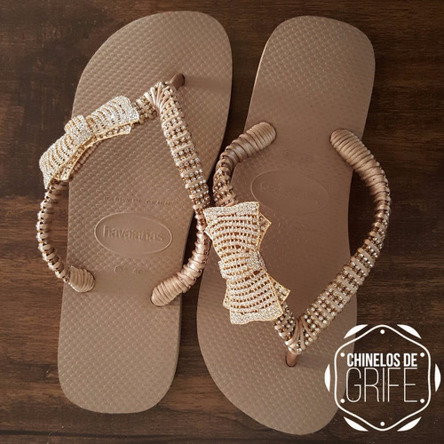 sandalia chinelo feminino