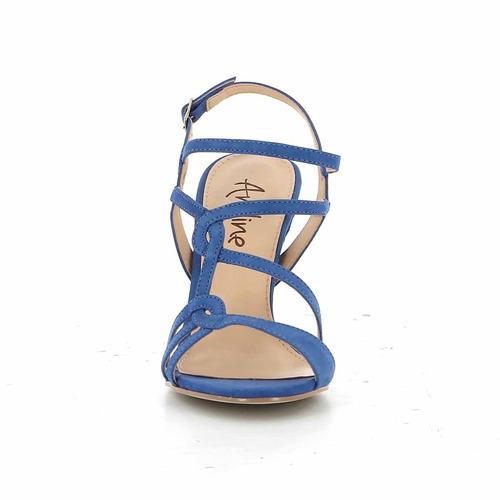 sandalia dama andine formal c/tiras