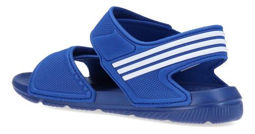 sandalia de niño adidas akwah 9 k synthetic  b39857