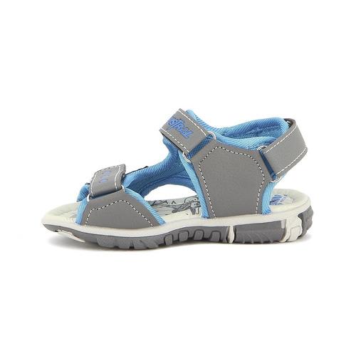 sandalia de niño austral 3 velcros