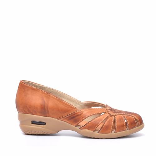 sandalia  en cuero marcel calzados (cod.17342)