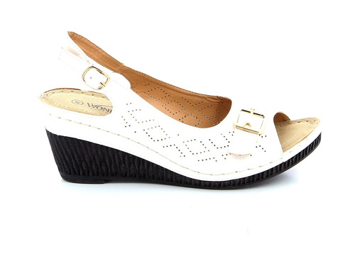 sandalia formal de mujer wonder