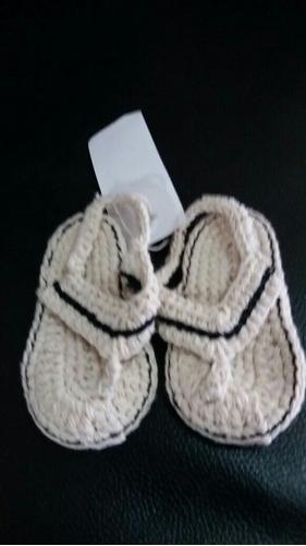 sandalias de bebé recién nacido