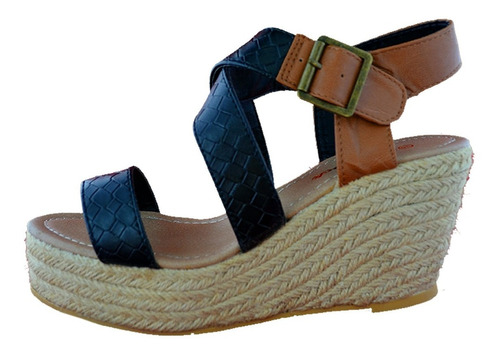 sandalias paddock calzado casual dama zapato taco mvd sport