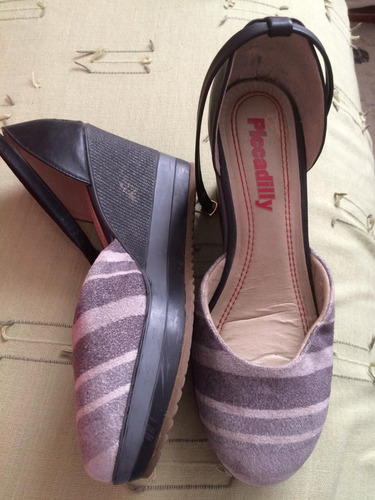 sandalias picadilly de mujer