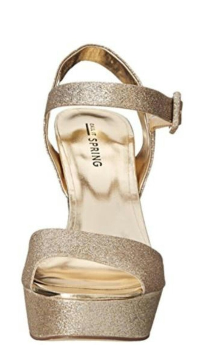 Zapatos Serenity1 Zqulpmvsg Sandalias Dorados 5 Plataforma Fiesta37 150 QsdCxtrh
