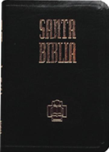 santa biblia reina valera 95 vinil huecograbs y cantos rojos
