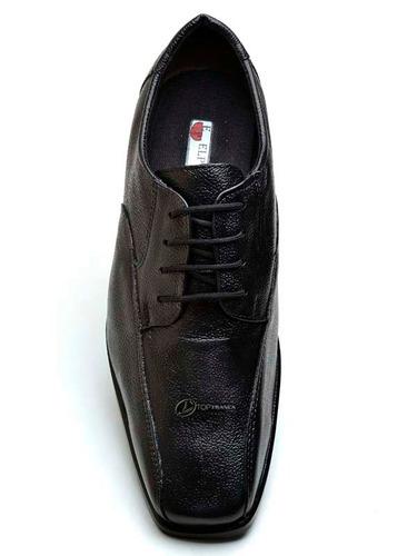 sapato social masculino couro tamanhos grandes 45 46 47 48