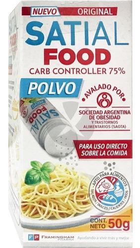 satial food polvo inhibidor de carbohidratos,original
