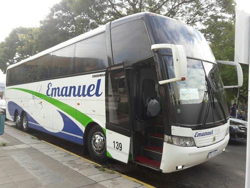 scania 380 busscar 380