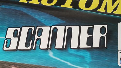 scanner  automotriz multimarcas...