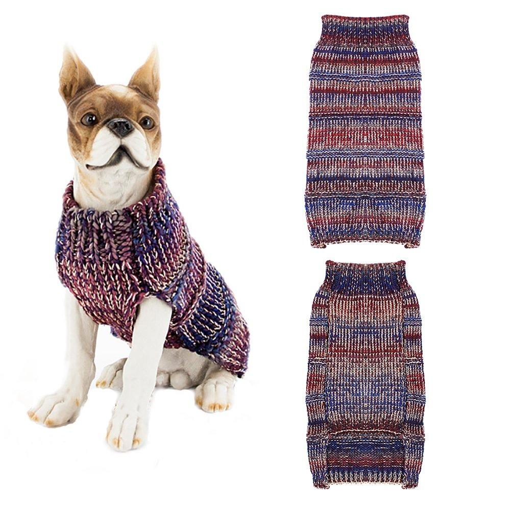 Scheppend Perro Cachorro Vacaciones Puentes Suéter Suéter - U$S 51 ...