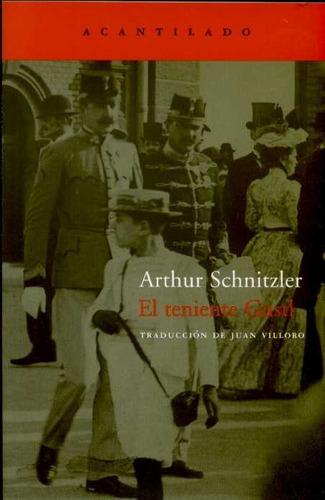 schnitzler, arthur   - el teniente gustl