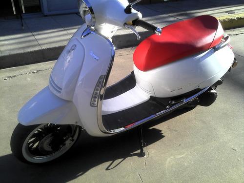 scooter beta 150 tempo vintage 0km 2018 tomo usadas!!