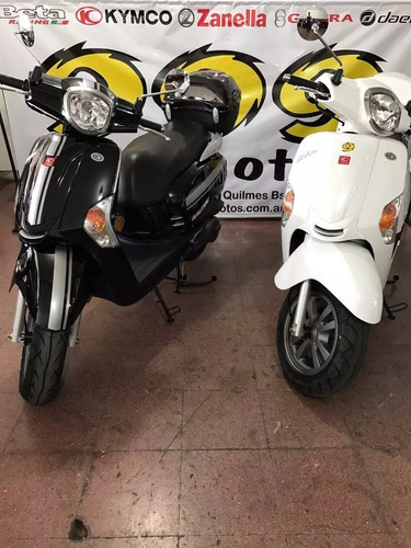 scooter kymco like 200